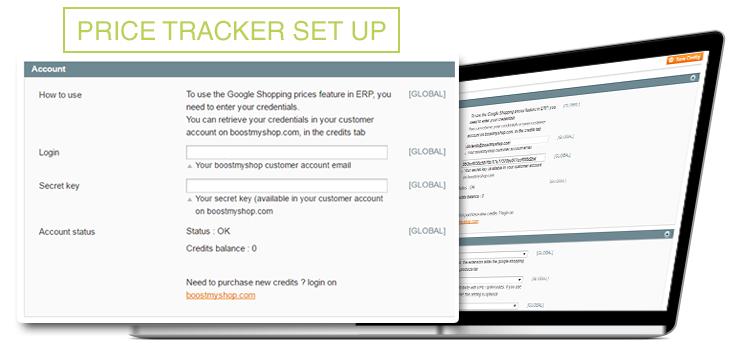 price tracker magento screen 3
